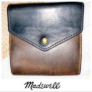 MADEWELL Leather Billfold Wallets